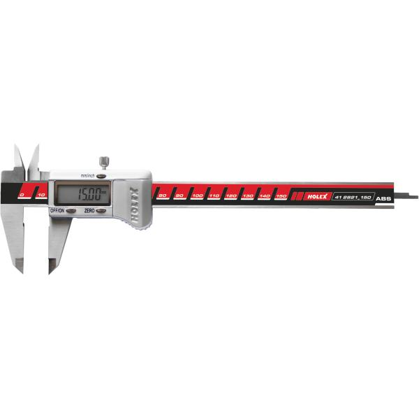 Digital caliper ABS + accessories set 150 mm