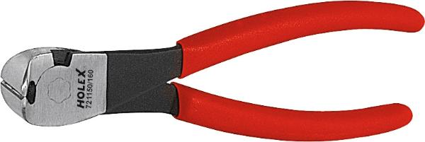 End cutter, bright finish  160 mm