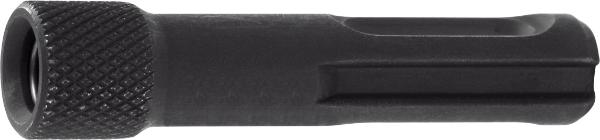 Shank with snap ring  SDS